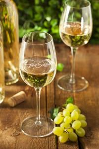 Weinproben auf dem Weingut